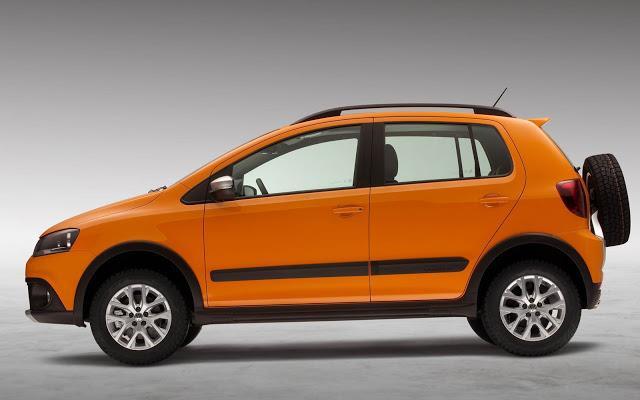 Volkswagen CrossFox 2015
