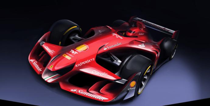 O modelo foi desenvolvido pelo em conjunto entre o Centro Stile Ferrari e  os técnicos de aerodinâmica da companhia italiana. 25d347b0ad3