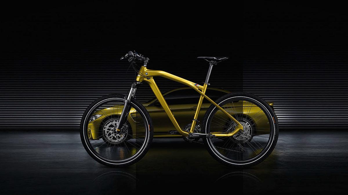d859b83af4fda BMW Cruise M-Bike – Nova Bicicleta terá Edição Limitada • Carro Bonito