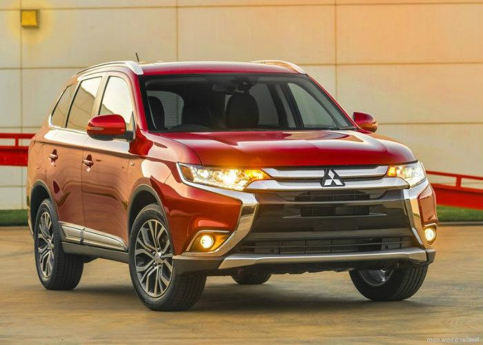 Novo Mitsubishi Outlander 2016 – Novidades e Preço no ...