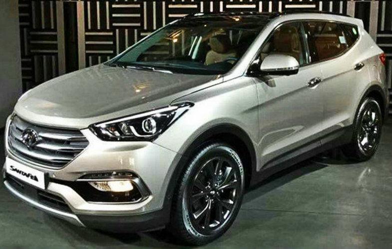 Novo Hyundai Santa Fé 2016 – Lançamento e Novidades do SUV ...