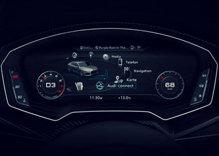 Novo Audi A3 2016 Ter 225 Painel Totalmente Digital Carro