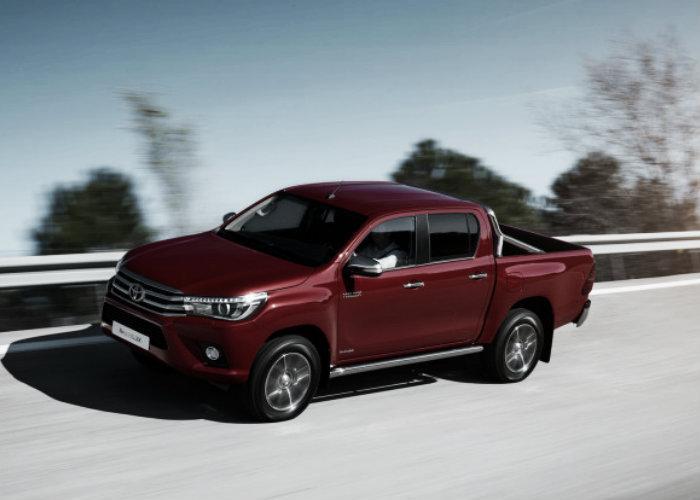 Nova Toyota Hilux 2016 – Lançamento e Preço no Brasil ...