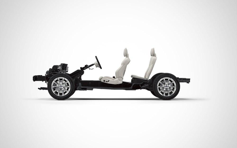 Carro elétrico da Volvo