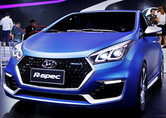 Novo Hyundai HB20 R Spec 2016 – Lançamento e Preço • Carro ...