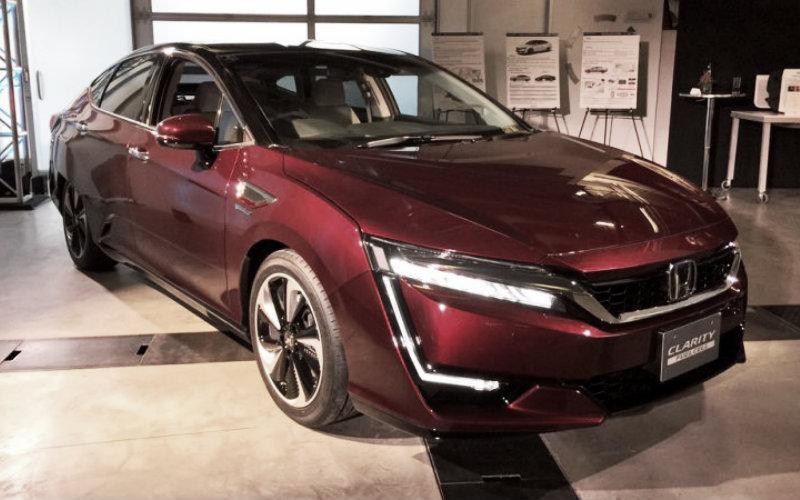 Honda Clarity – Novo Carro Movido a Hidrogênio • Carro Bonito