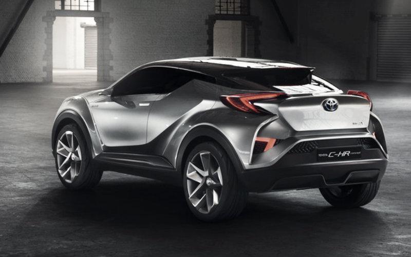Santa Fe Suv >> Toyota C-HR – Apresentação do Novo SUV • Carro Bonito