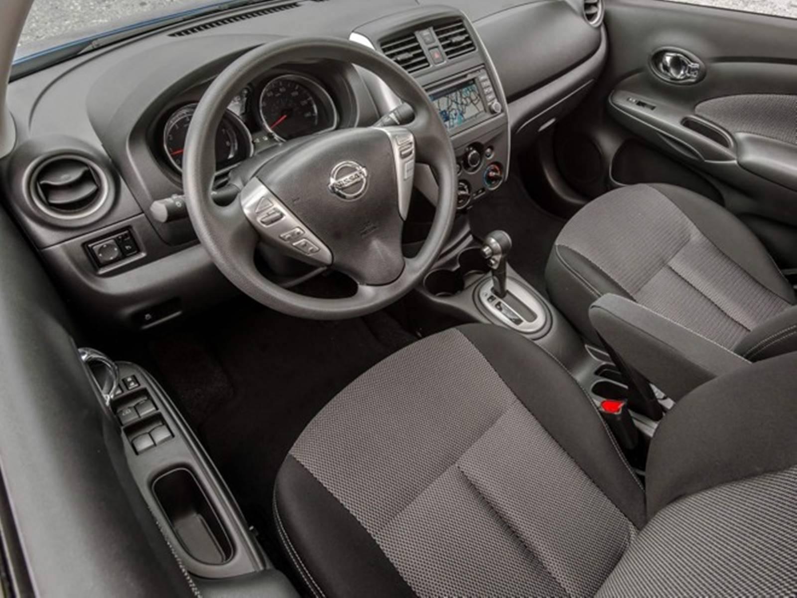 Nissan March e Versa agora contam com câmbio automático ...