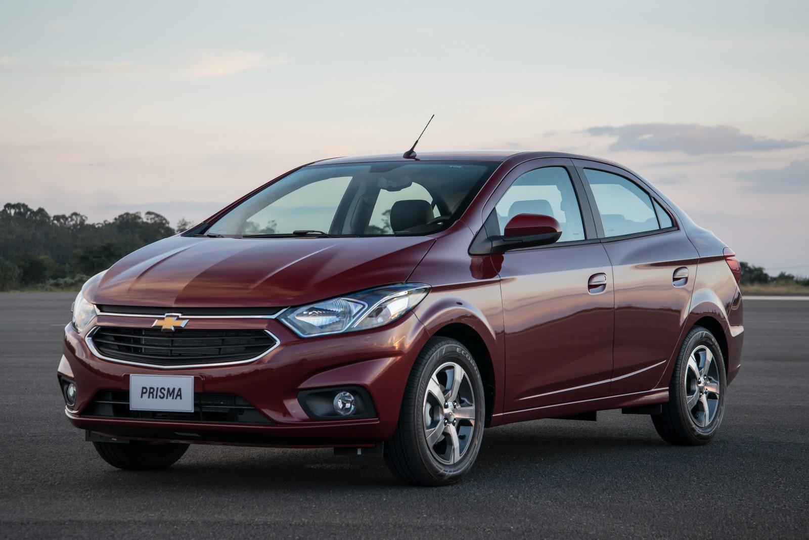 Chevrolet Prisma e Onix 2017 – Nova Versão Joy 2da637198b