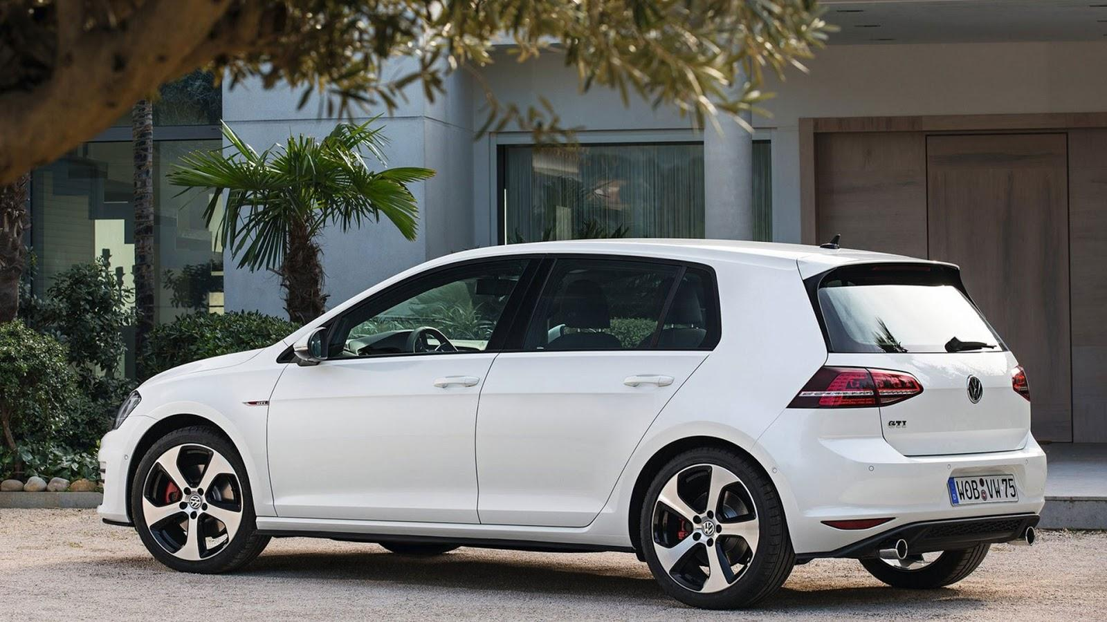 Volkswagen Golf turbinado