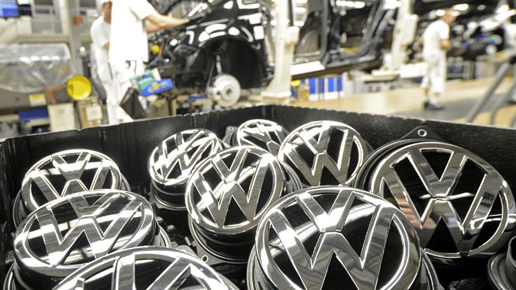 Vendas da Volkswagen