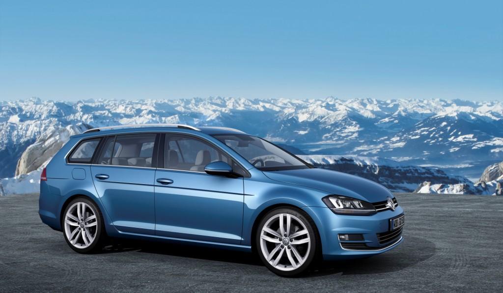 Volkswagen Golf Variant nos EUA