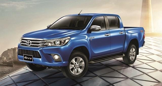Toyota Hilux 2017 – Preço, Ficha Técnica e Versões • Carro ...