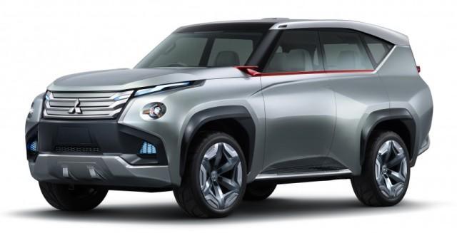 Mitsubishi Pajero Full 2017