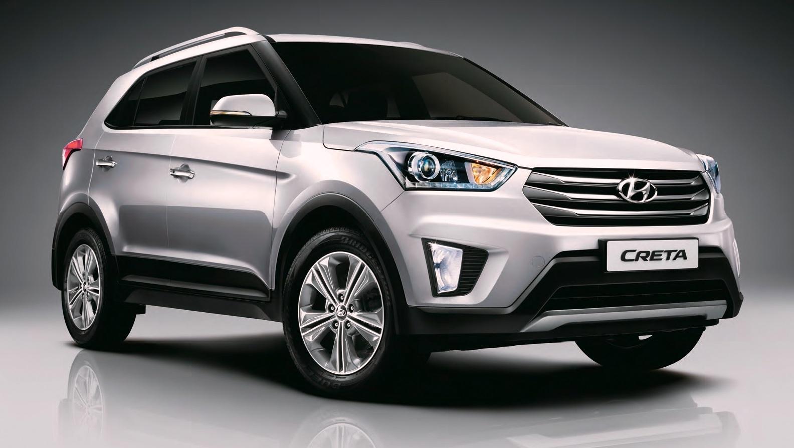 Hyundai Creta 2017 Lan 231 Amento E Pre 231 O No Brasil Carro