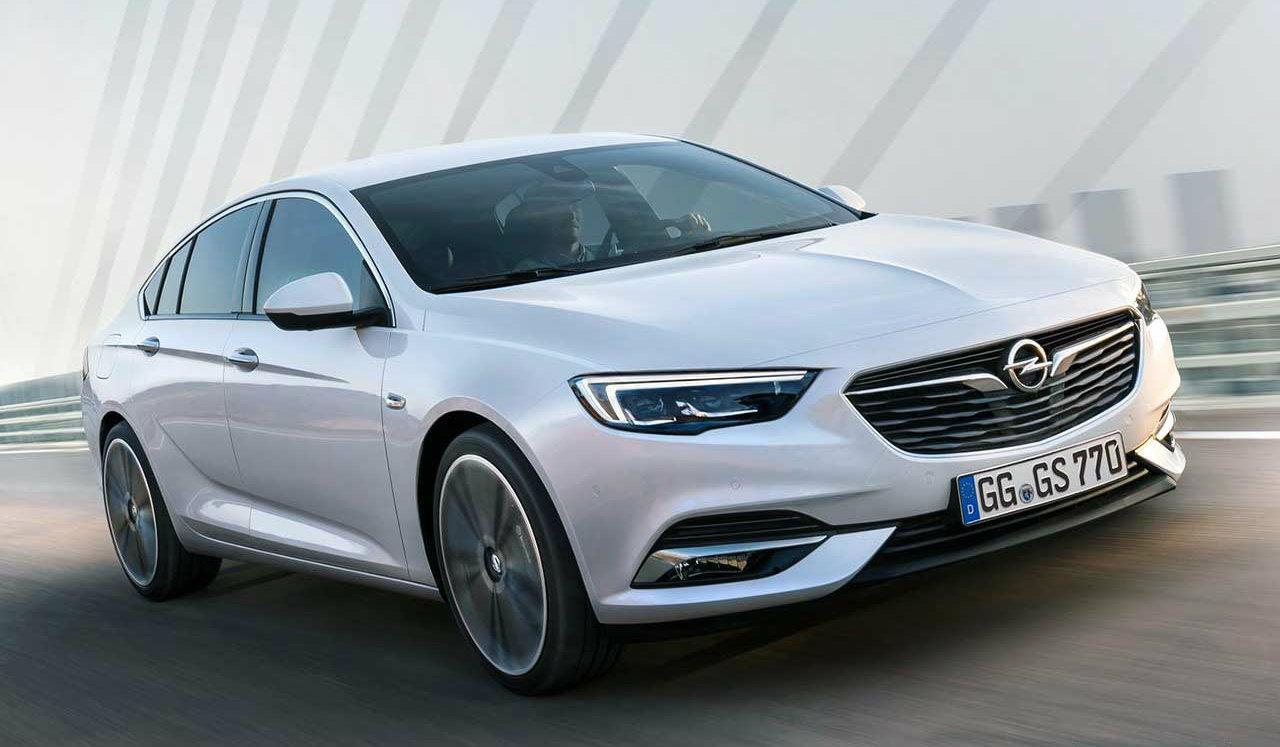 Opel Insignia 2017 Lancamento E Novidades Carro Bonito