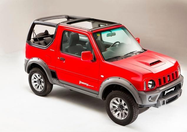 Suzuki Jimny 4sport 2017 >> Suzuki Jimny Canvas – Preço e Venda no Brasil • Carro Bonito