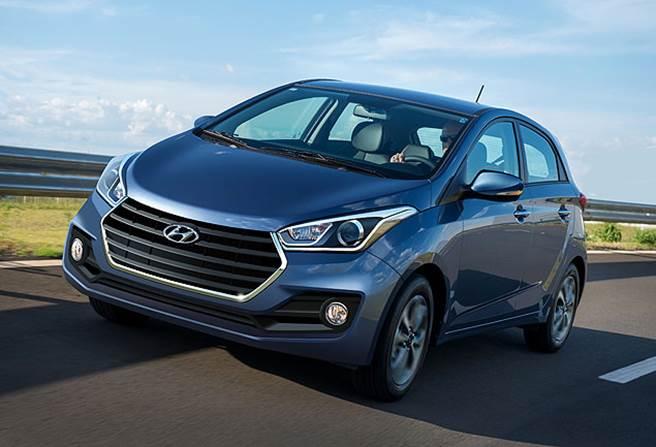 Hyundai HB20 2018