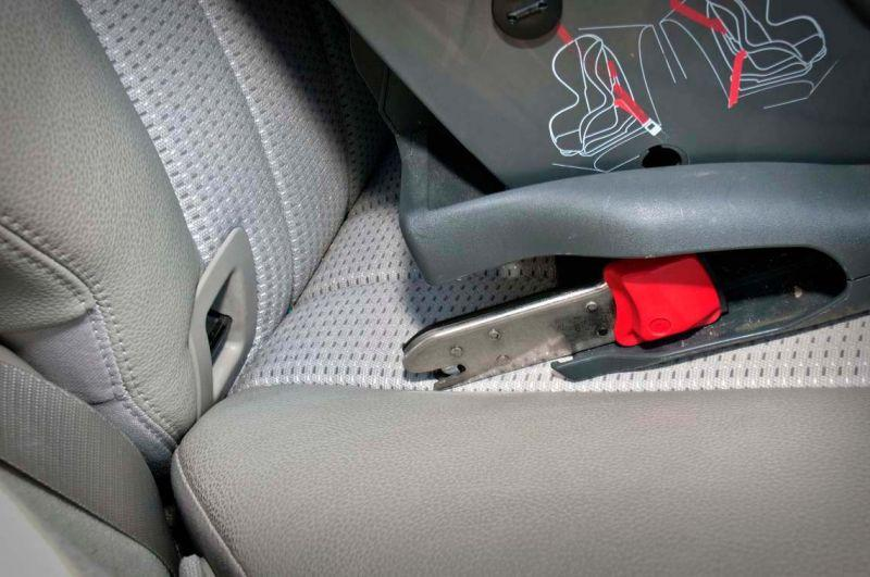 Fiat   Car Seat Attachment