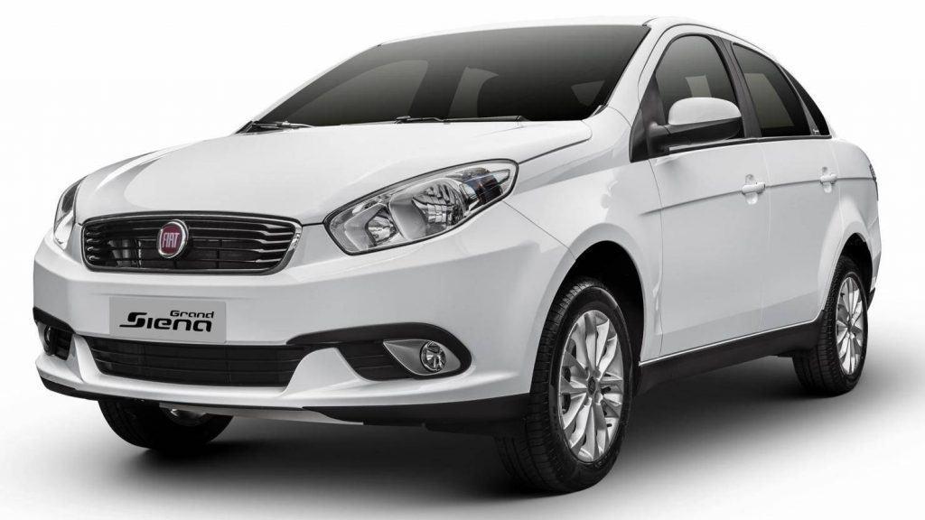 Fiat Grand Siena 2018