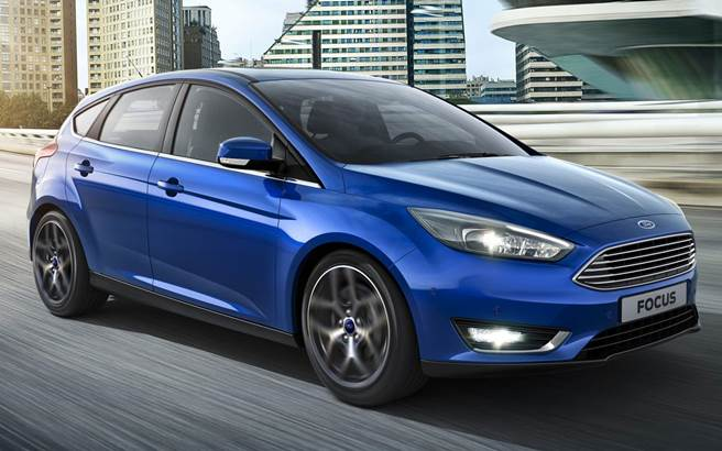 Ford Focus Hatch 2018