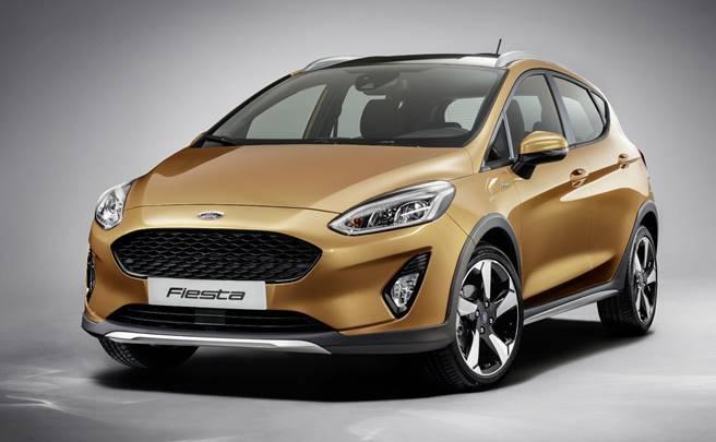 Ford New Fiesta 2018