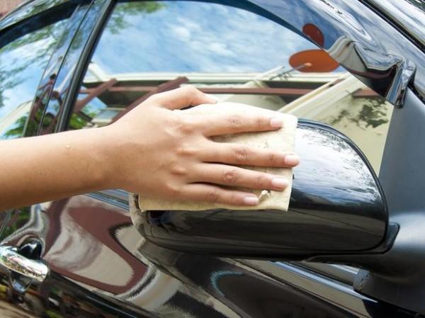 Polir carros
