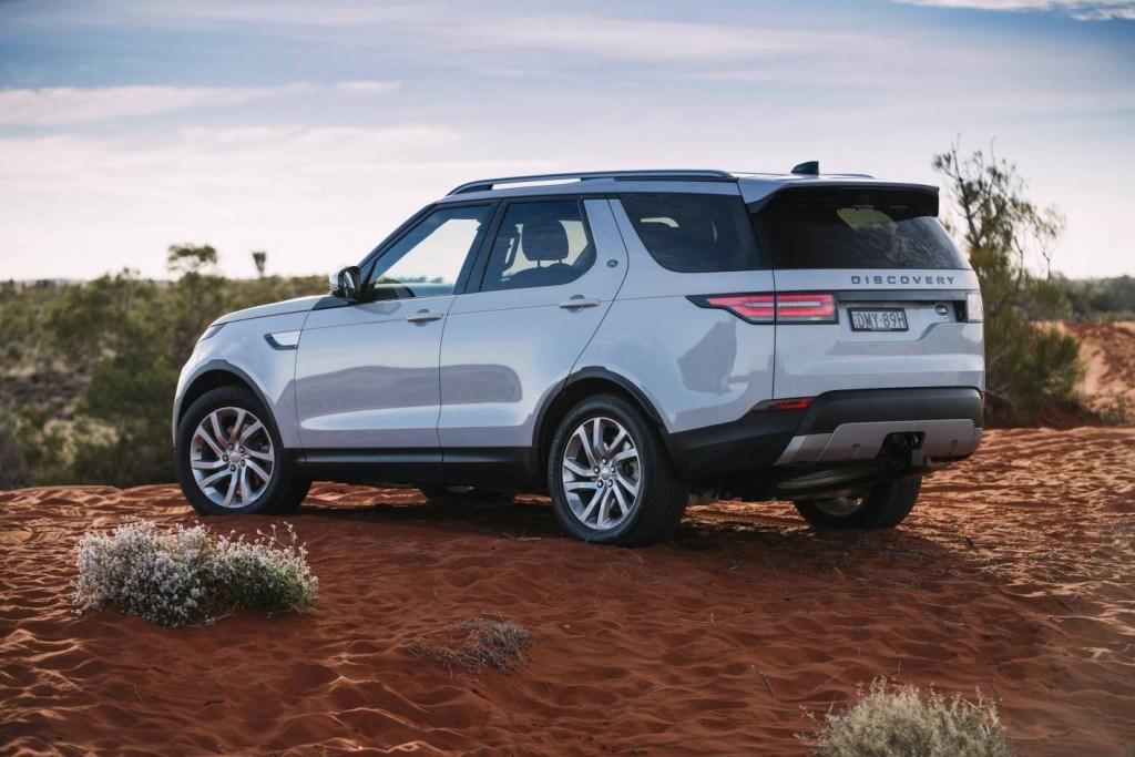 e2e1bcd65 Land Rover 2019 • Carro Bonito