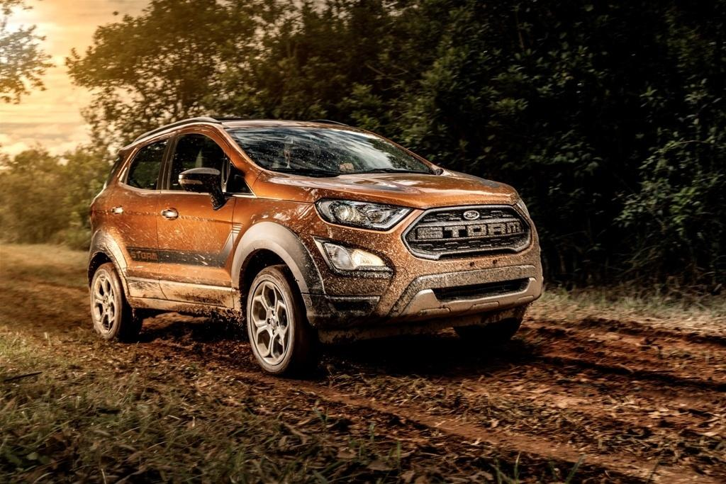 Ford EcoSport Storm 2018