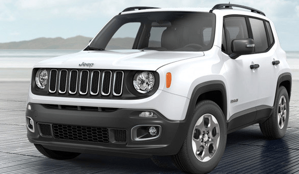 Jeep Tenegade 2018