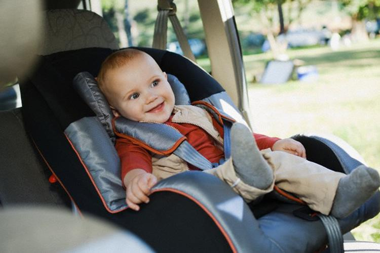 Cadeirinha de bebê para carros