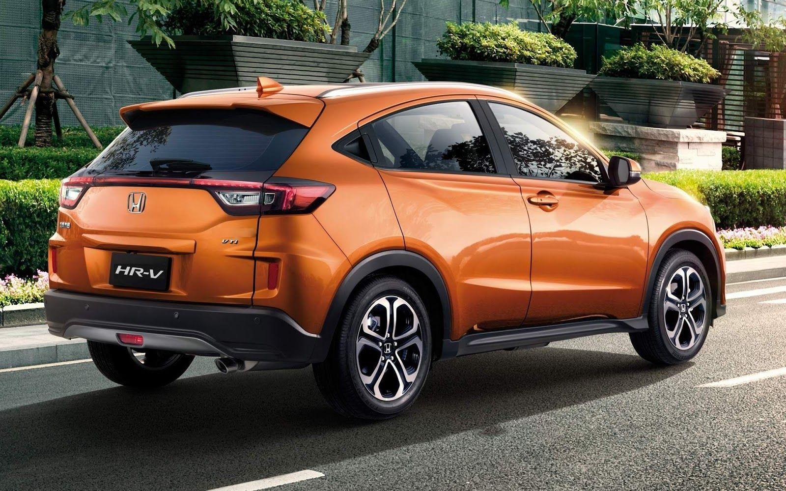 Honda HR-V 2019 - Características, Lançamento no Brasil ...