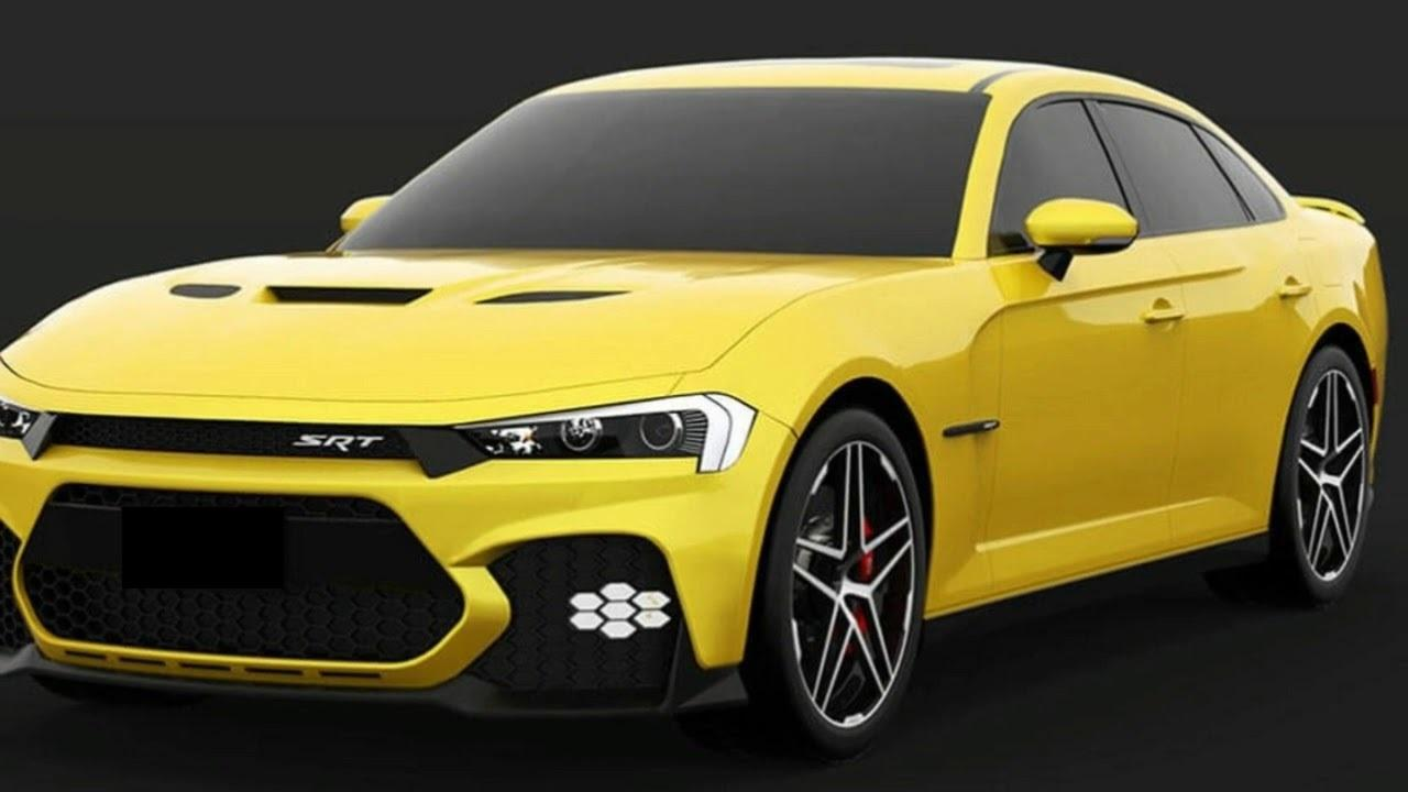 Facelift Dodge Charger 2019