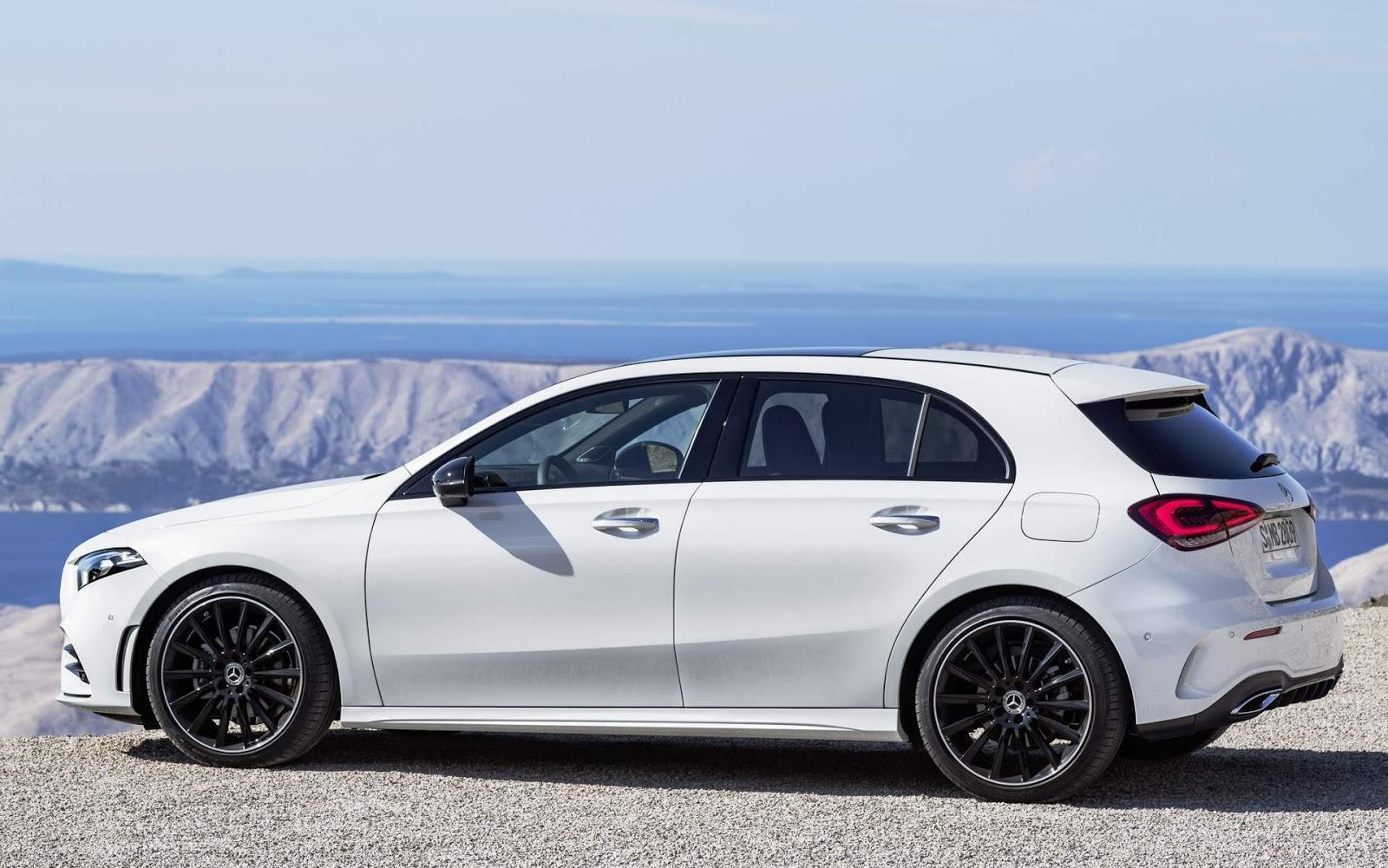 Mercedes-Benz Classe A 2019