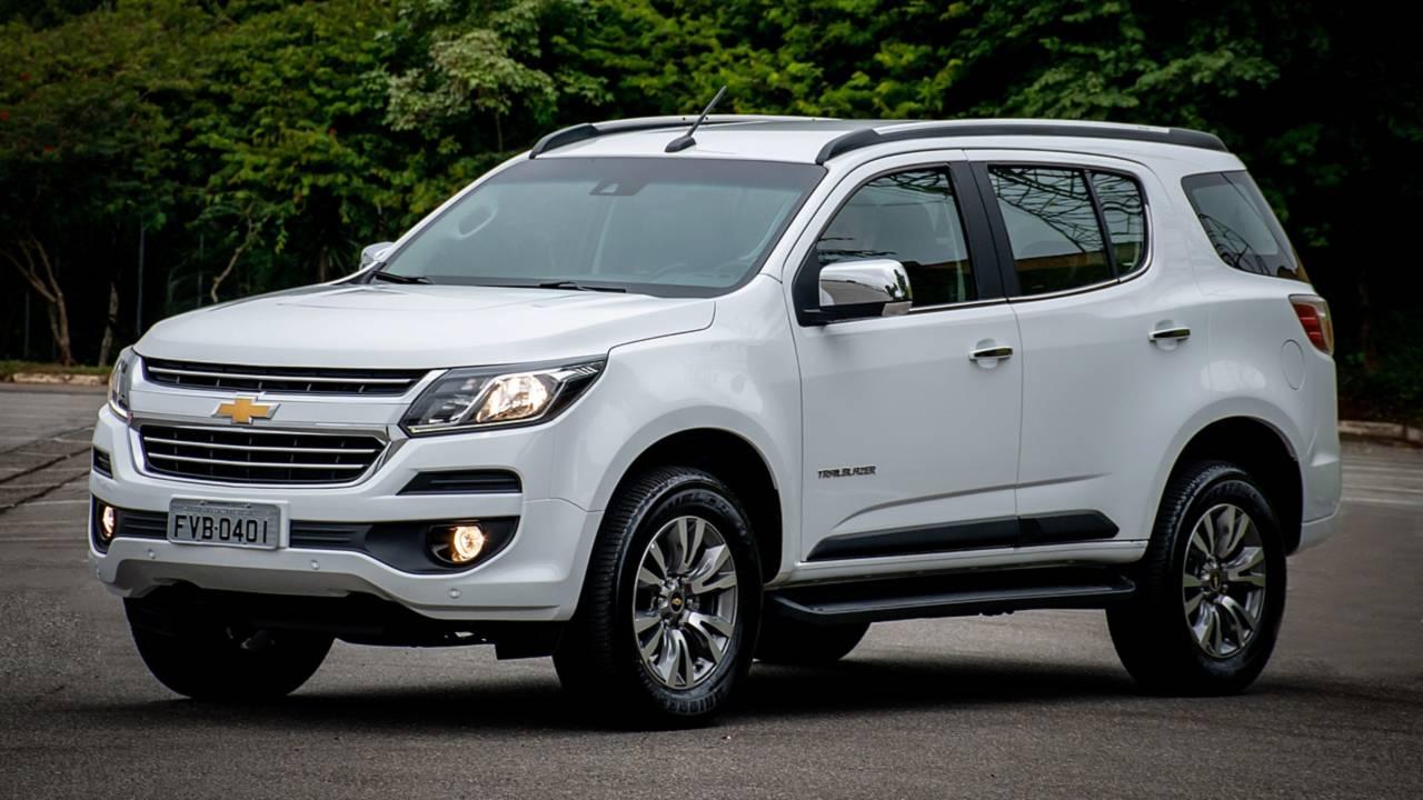 Nova Chevrolet Trailblazer 2019 – Preço e Novidades • Carro Bonito
