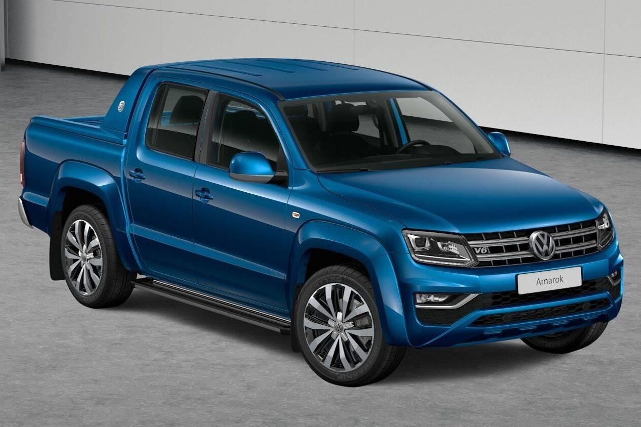 Volkswagen Amarok V6 Extreme 2019