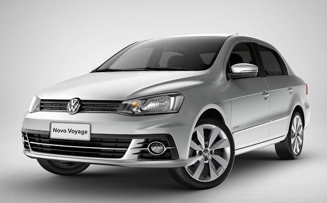 VW Voyage 2018