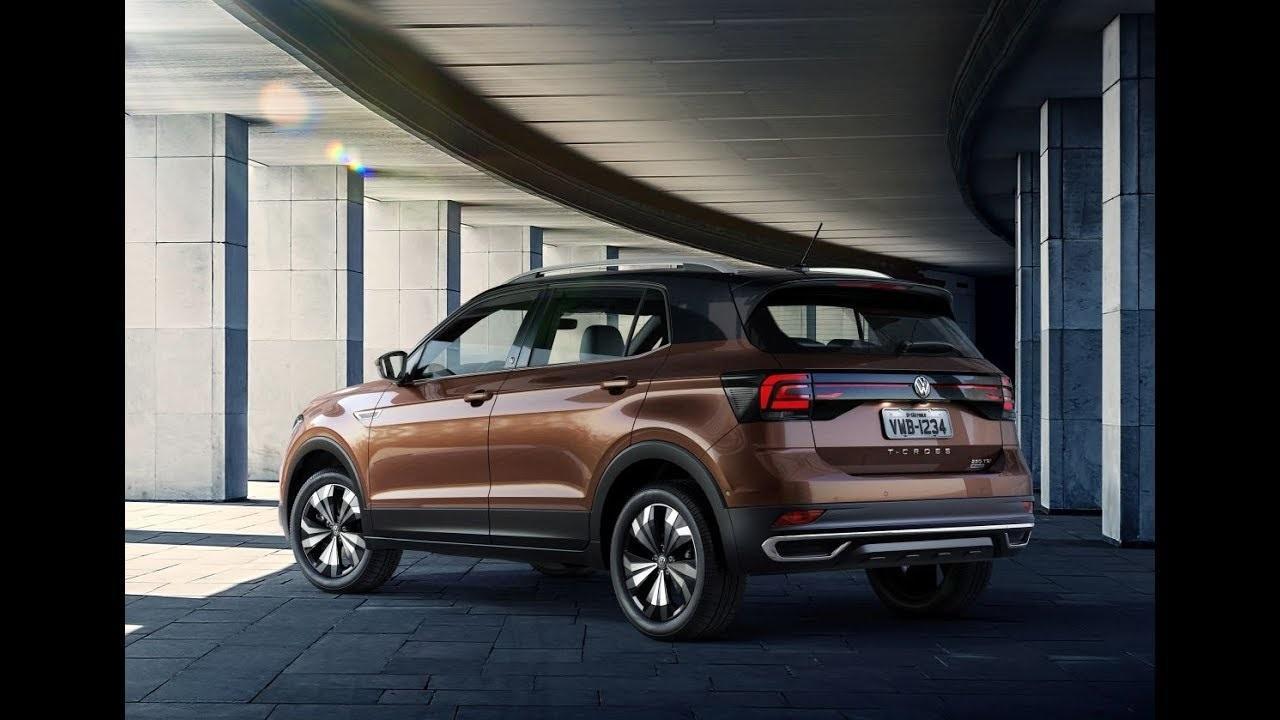 VW T-Cross vem para brigar no segmento de entrada de SUVs