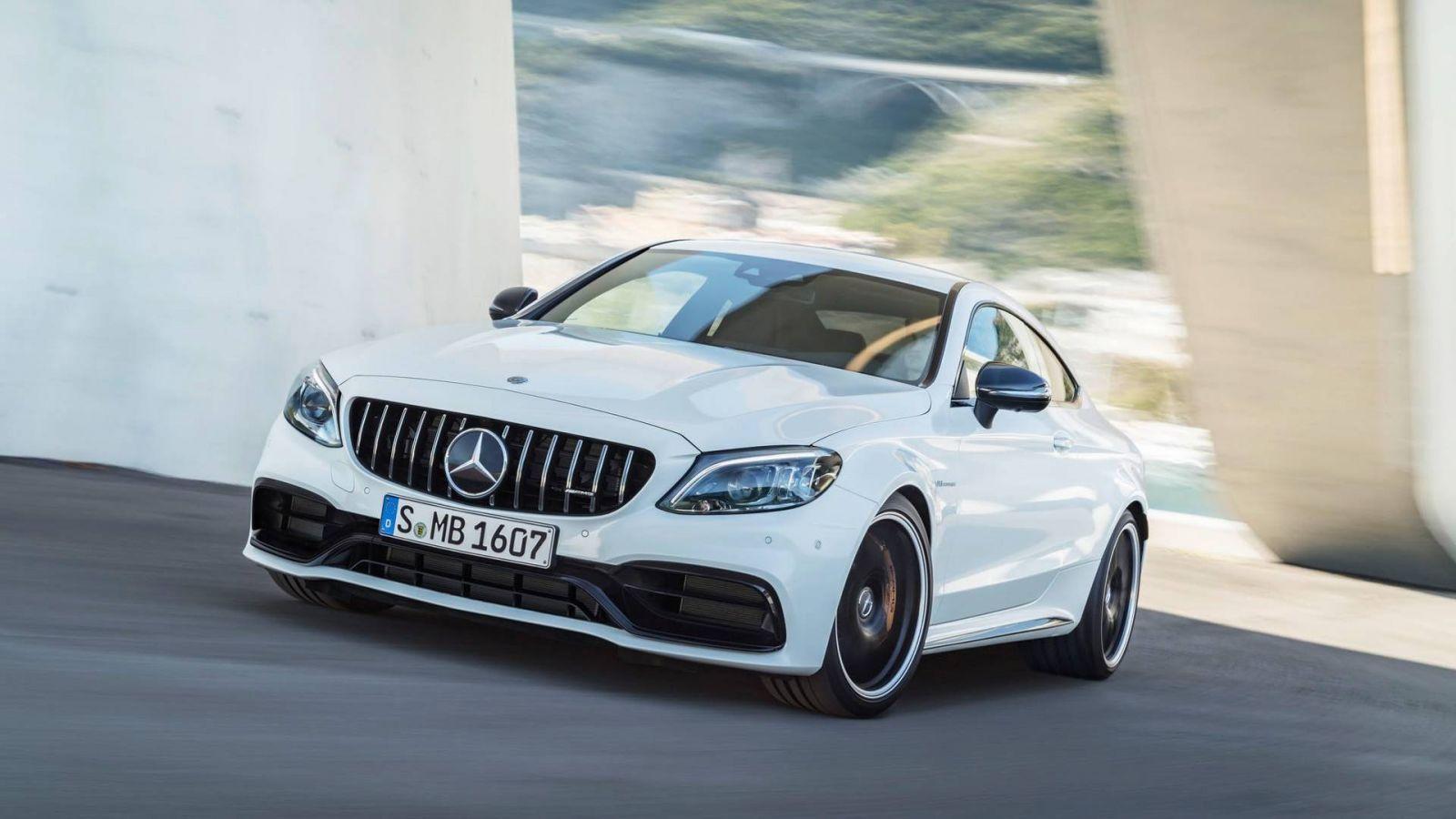 Mercedes Amg C63 2020 Novidades Da Nova Geracao Carro Bonito
