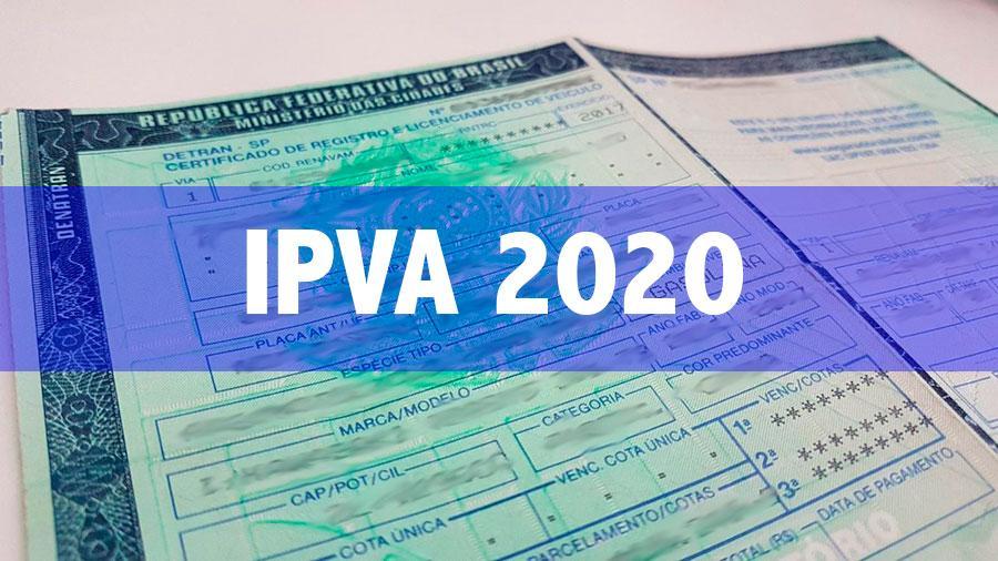 IPVA 2020