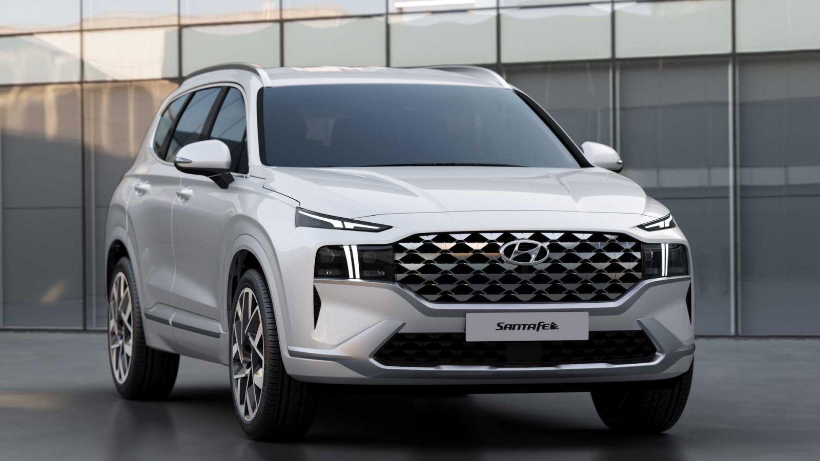Hyundai Santa Fé 2021