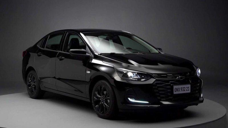 Chevrolet Onix Plus Midnight 2021