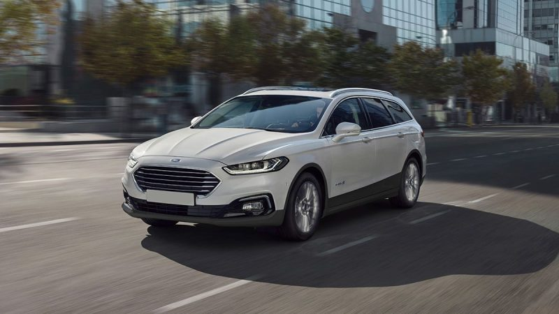 New Ford Fusion 2022