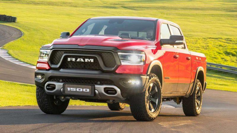 RAM 1500 Rebel 2021