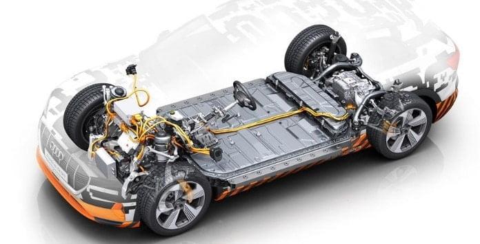 Baterias de carros elétricos