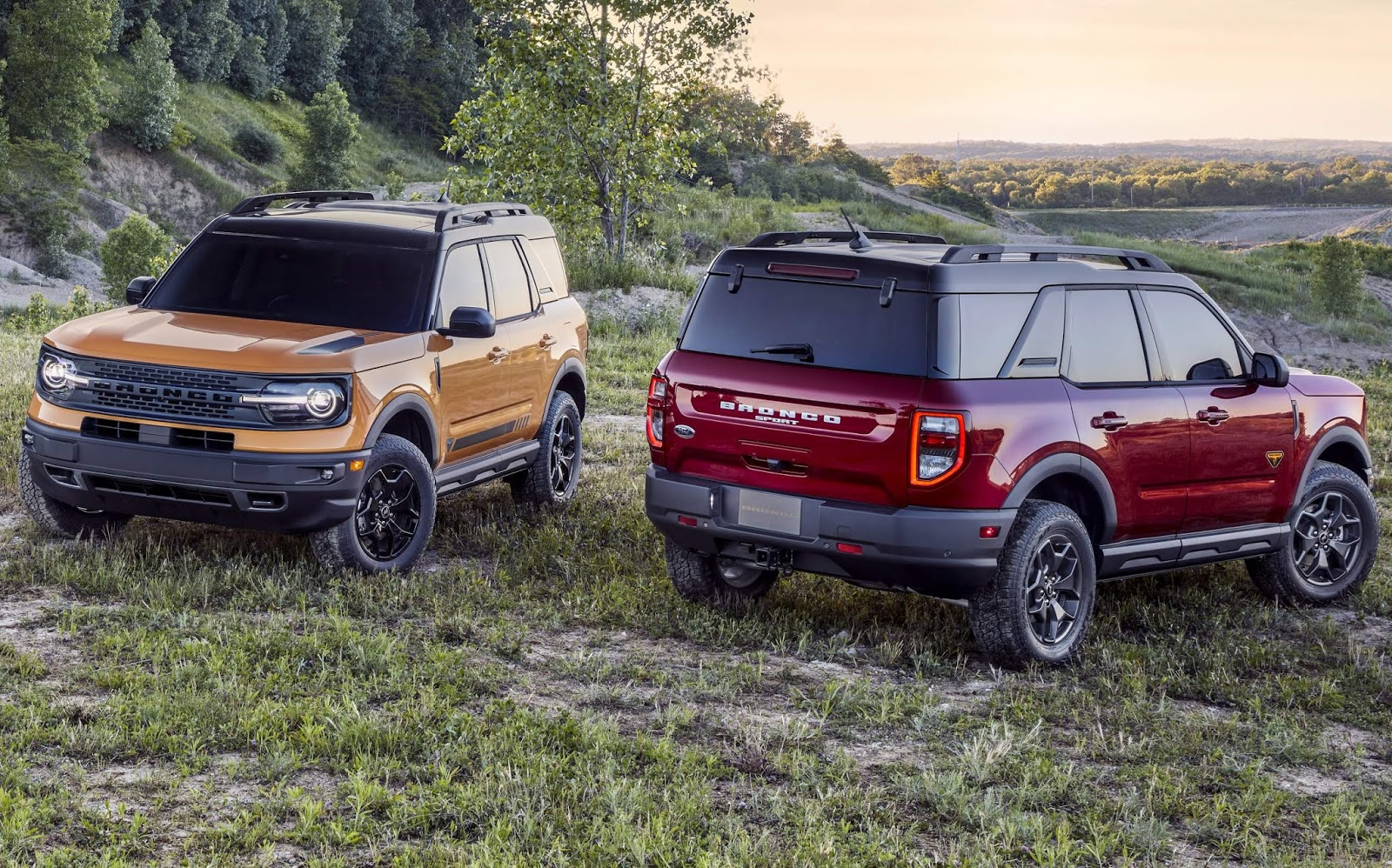 Ford Bronco- Sport 2021