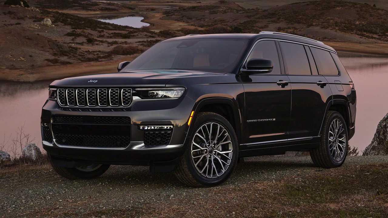 Novo Jeep Grand Cherokee L