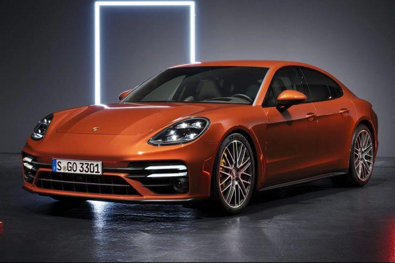 Porsche Panamera 4S e-Hybrid 2021