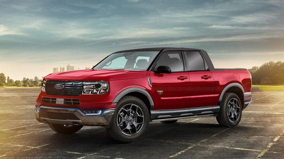 Projeção Ford Maverick