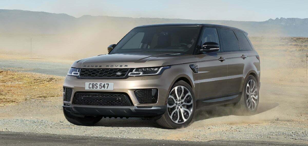 Land Rover Sport SE 2021